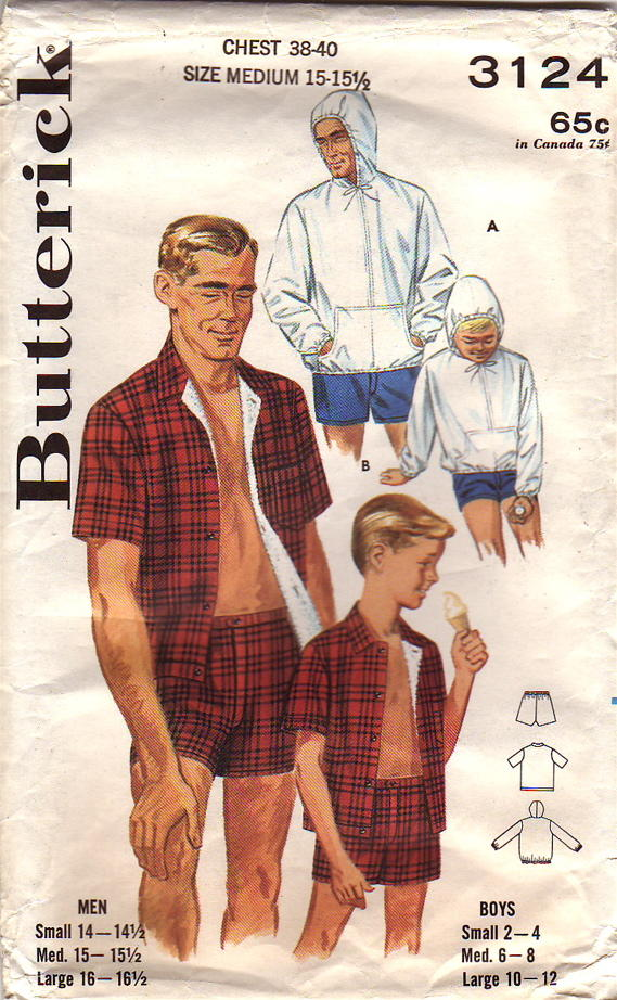 Butterick 3124