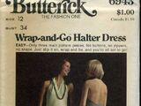 Butterick 6943