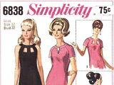 Simplicity 6838
