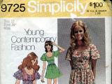 Simplicity 9725