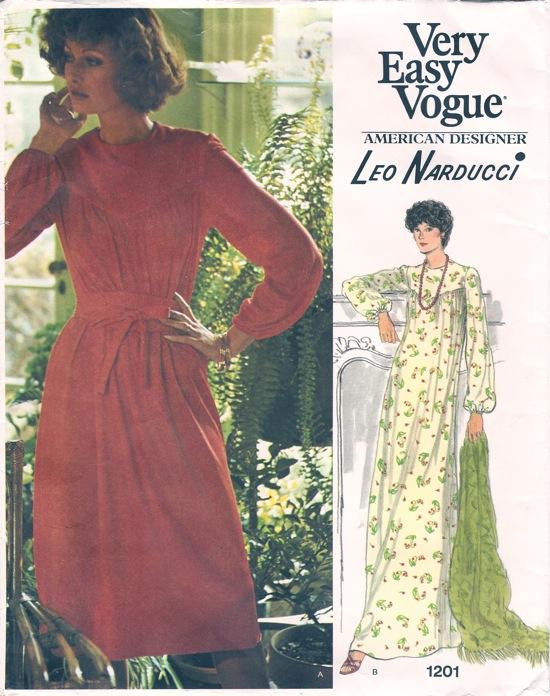 Vogue 1201 A