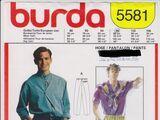 Burda 5581