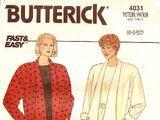 Butterick 4031 B