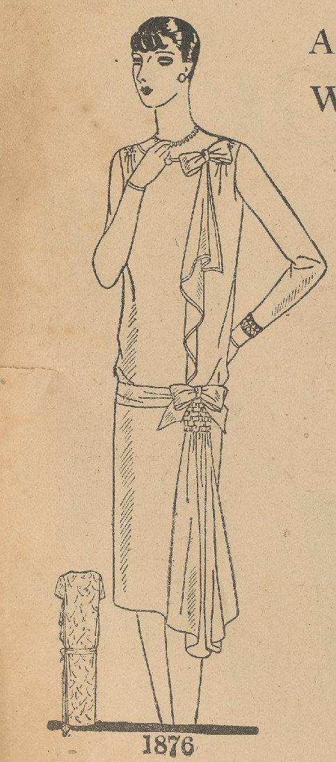Butterick 1876