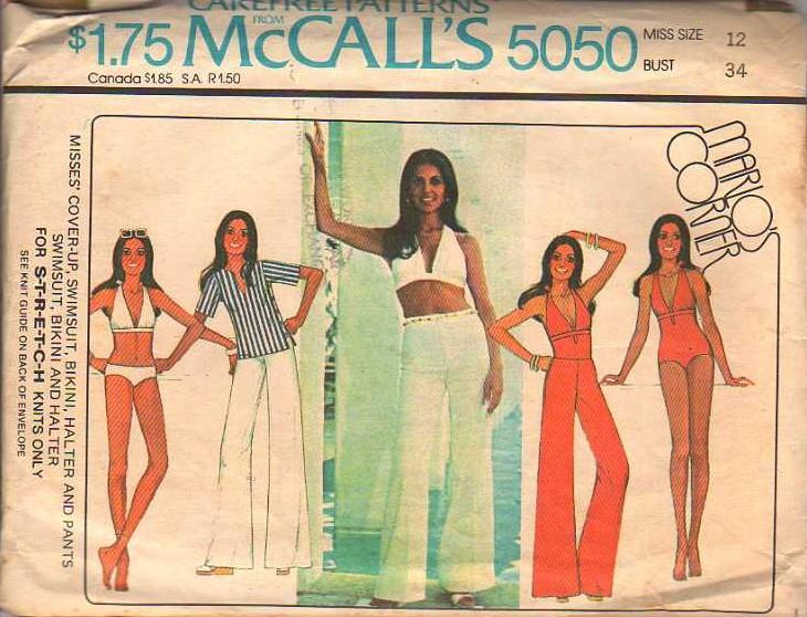 McCall's 5050 A
