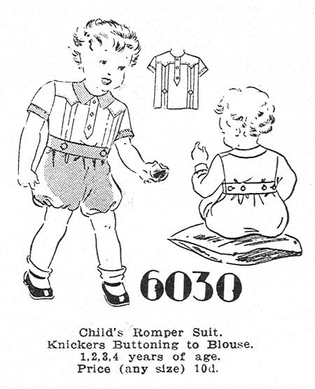 Madame Weigel's 6030