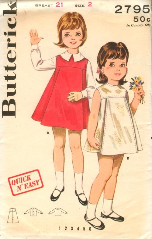 Butterick 2795