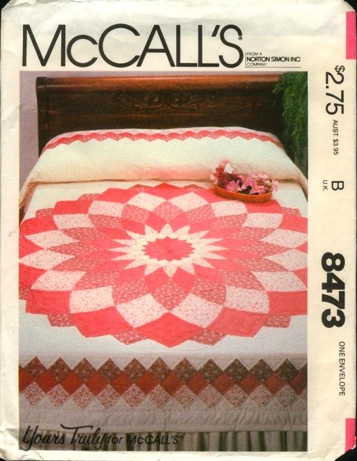 McCall's 8473 A