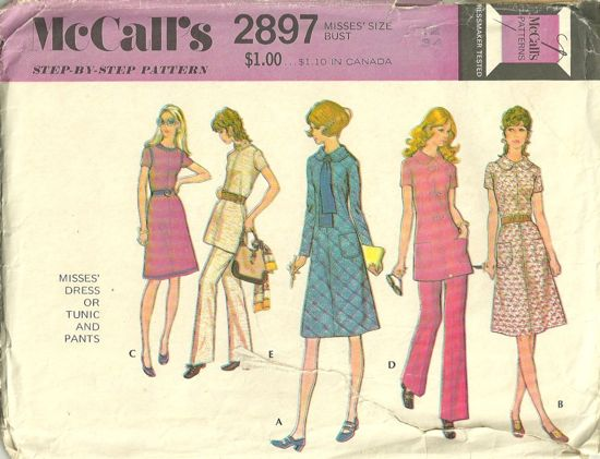 McCall's 2897