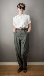 1946 trousers