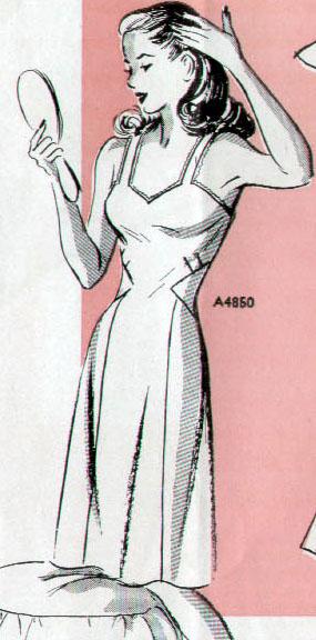 Anne Adams A4850