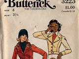 Butterick 3223