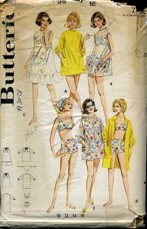 Butterick 3078