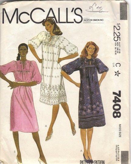 McCall's 7408