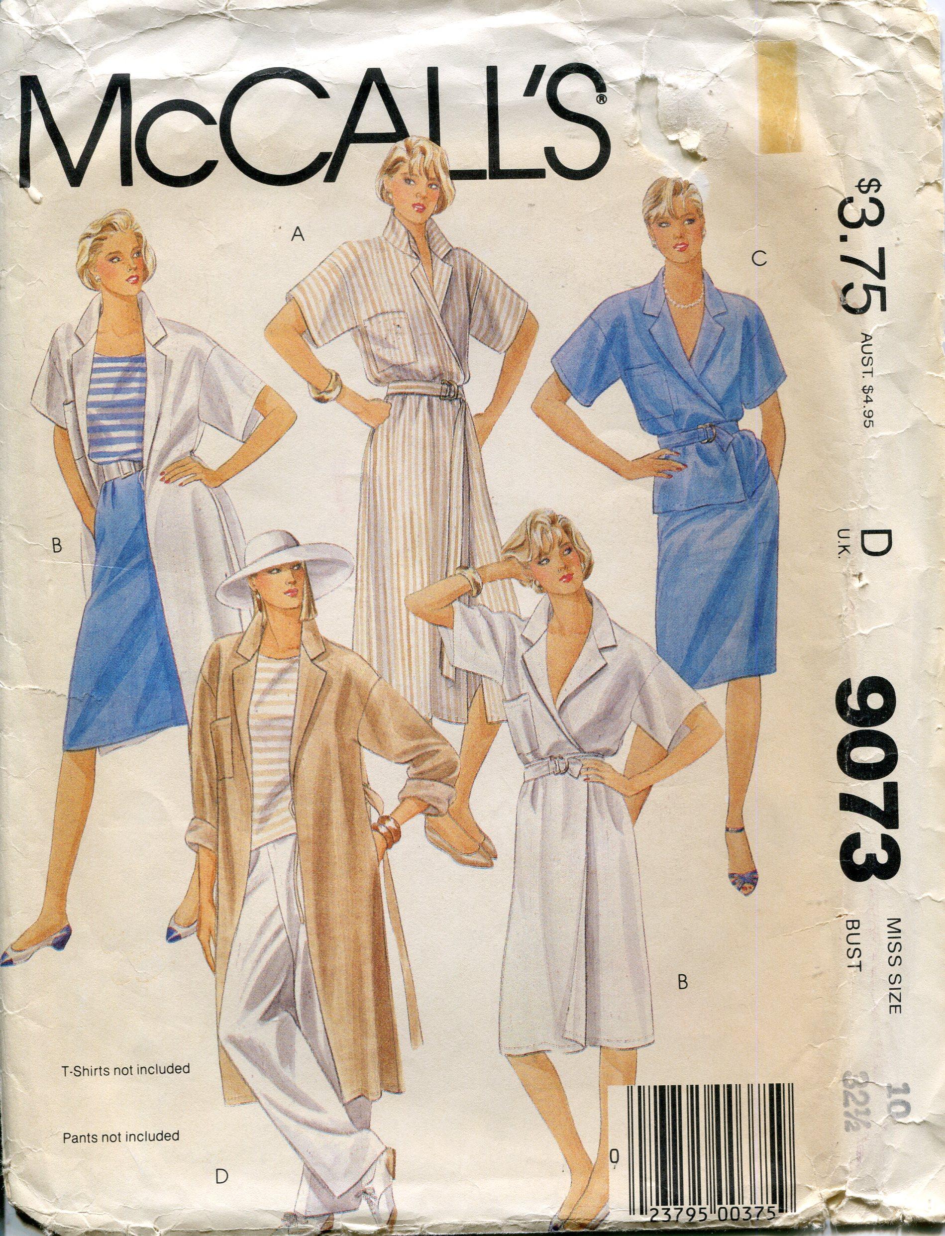 McCall's 9073