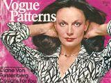 Vogue Patterns September/October 1976