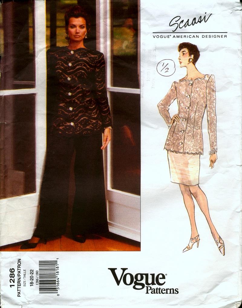 Vogue 1286 C