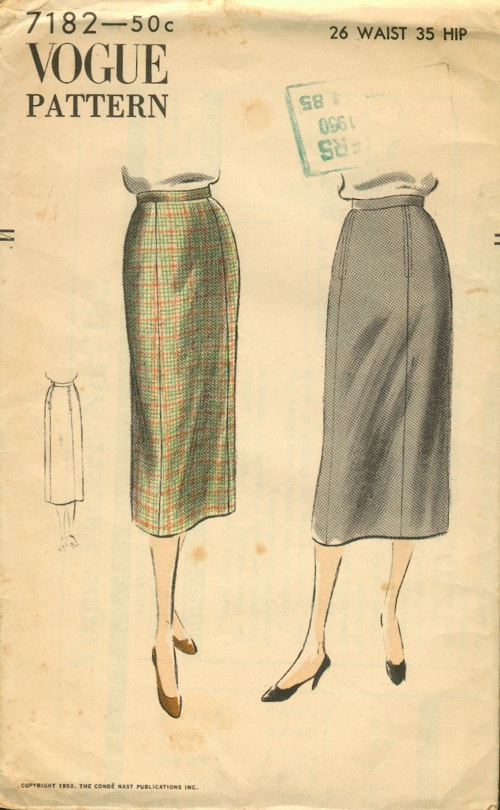 Vogue 7182