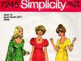 Simplicity 7245