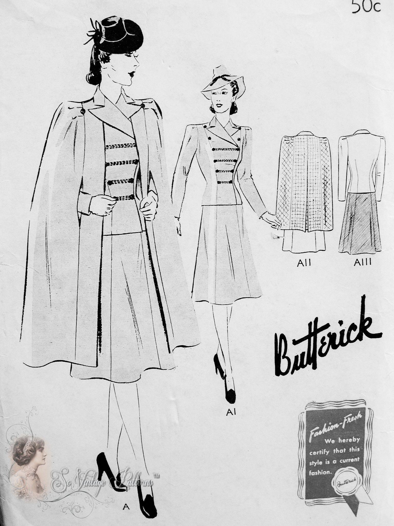 Butterick 8861