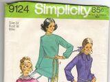 Simplicity 9124 A