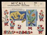 McCall 800