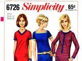 Simplicity 6726