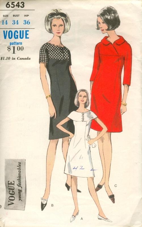 Vogue 6543