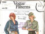 Vogue 7292 A