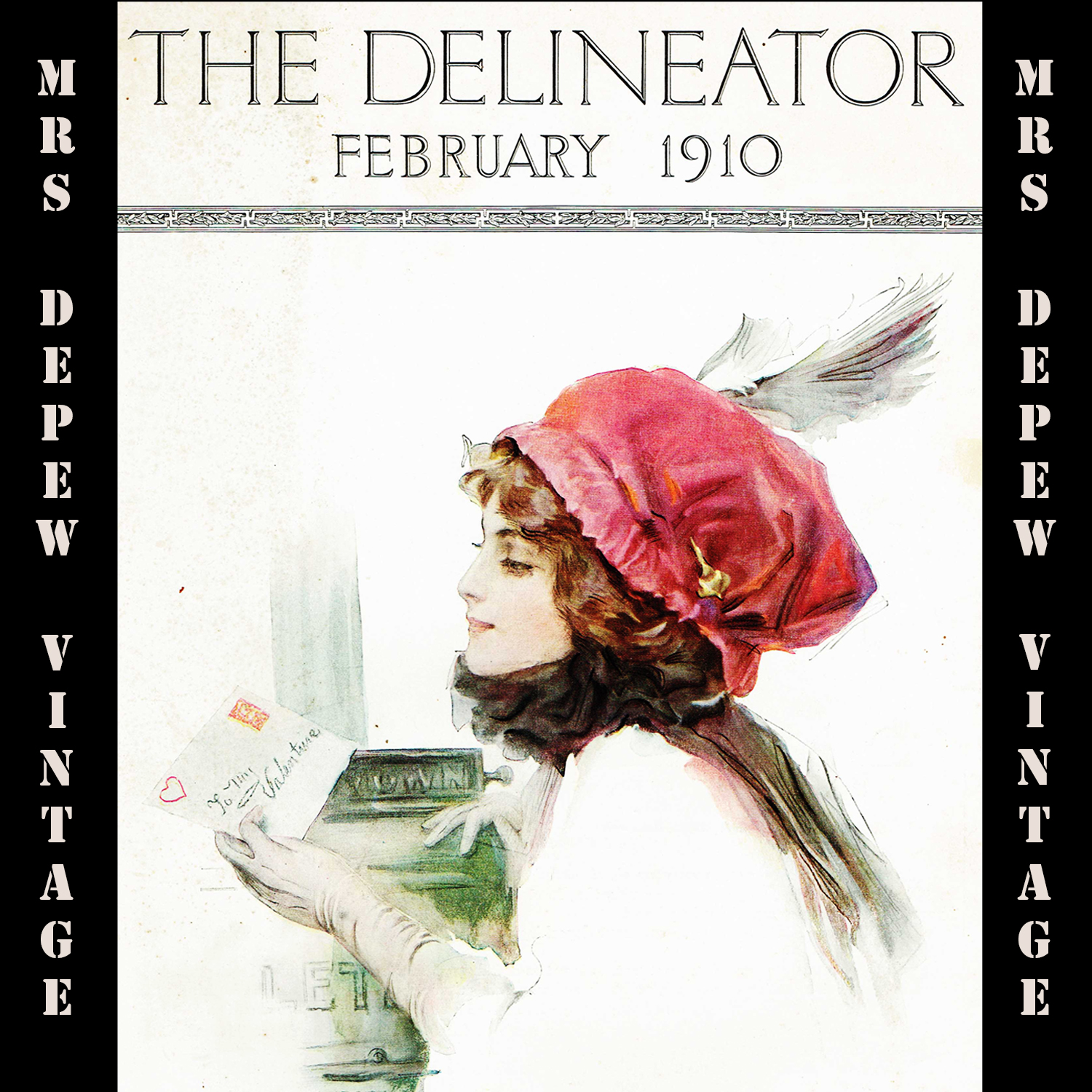 The Delineator February 1910