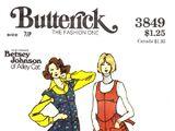 Butterick 3849 B