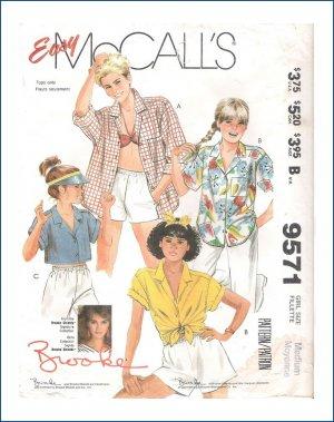 McCall's 9571 A