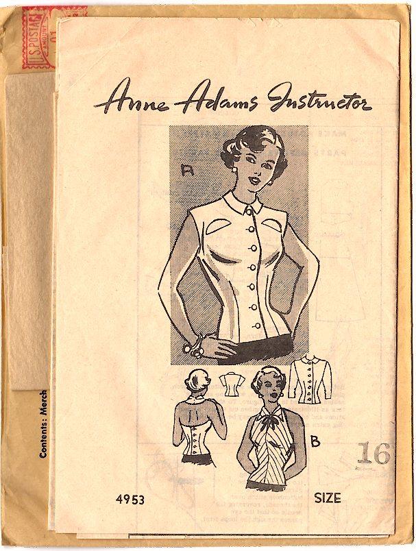 Anne Adams 4953