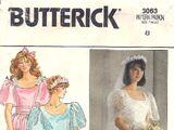 Butterick 3063