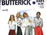 Butterick 3321
