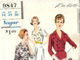 Vogue 9847 A