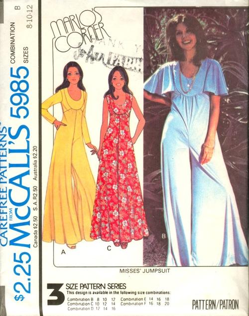 McCall's 5985