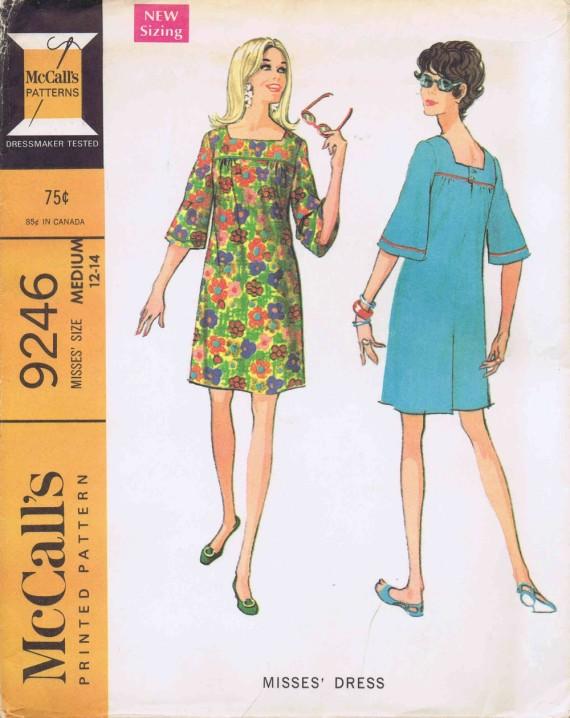 McCall's 9246 A