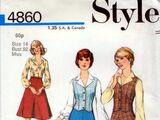 Style 4860