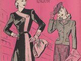 Marian Martin Patterns Fall/Winter 1943/44