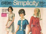 Simplicity 8496 A