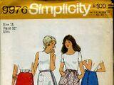 Simplicity 9976
