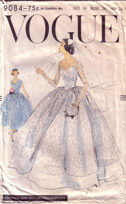 Vogue 9084