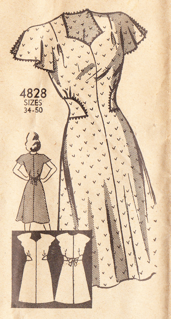 Anne Adams 4828 A