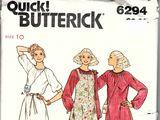 Butterick 6294 B