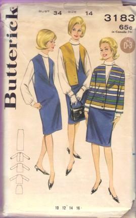 Butterick 3183