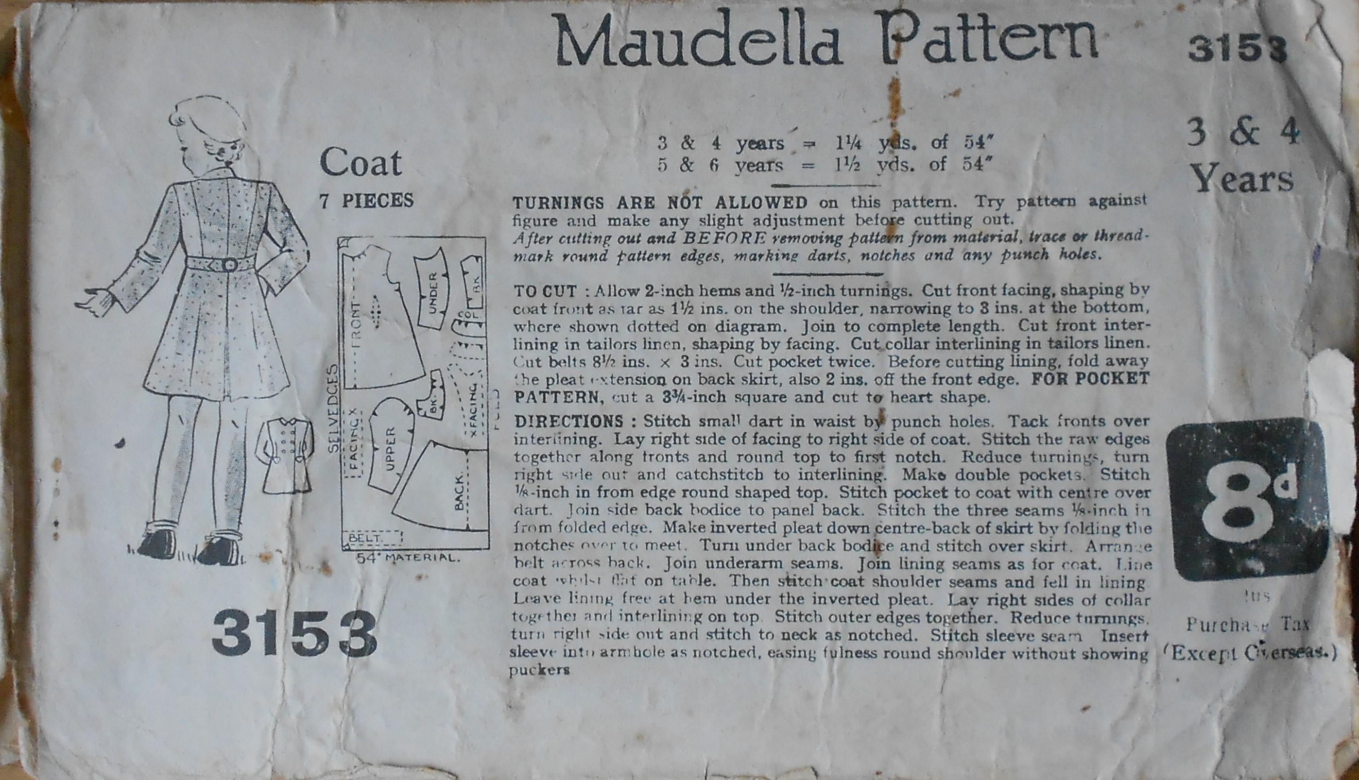 Maudella 3153