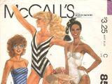McCall's 8564 B