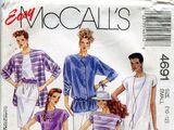 McCall's 4691 A