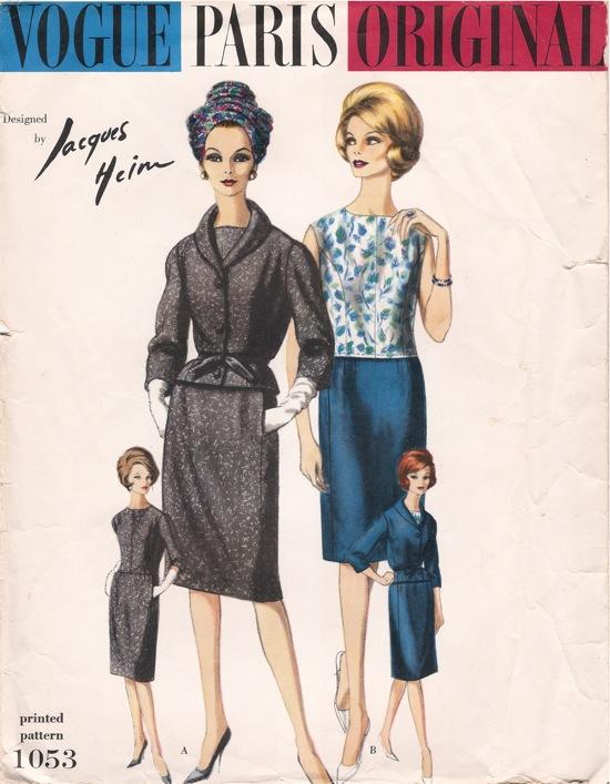 Vogue 1053 A